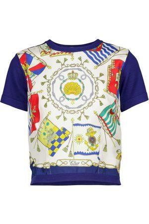 Etro Jersey de seda y lana