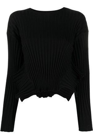 Stella McCartney Mujer Jerséis y suéteres - Jersey de punto de canalé