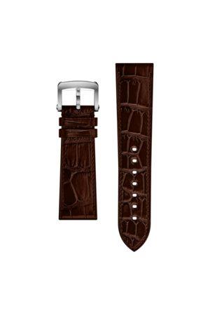 Ralph Lauren Hombre Relojes - Correa de reloj de piel de caimán