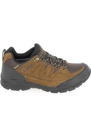Aigle Zapatillas de senderismo Vedur Low MTD Marron para hombre