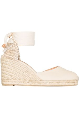 Castaner Zapatos con cuña Carina 80