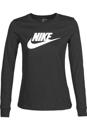 Nike Camiseta manga larga W NSW TEE ESSNTL LS ICON FTR para mujer