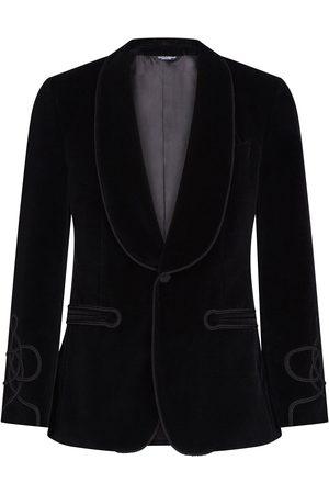 Dolce & Gabbana Hombre Blazers - Blazer de esmoquin con botones
