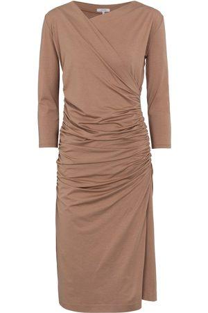 Dorothee Schumacher Mujer Casual - Exclusivo en Mytheresa – vestido midi Fascinating Drapes en mezcla de algodón