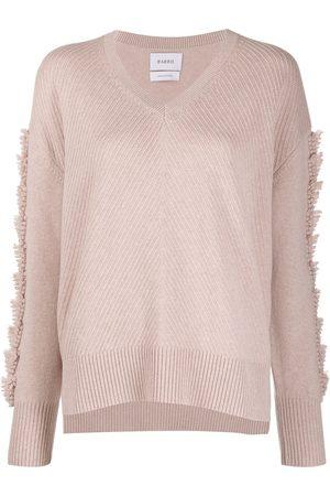 Barrie Mujer Jerséis y suéteres - Jersey bordado