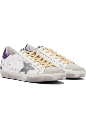Golden Goose Mujer Zapatillas deportivas - Zapatillas Superstar de piel
