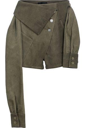 RTA Shorts de tiro alto