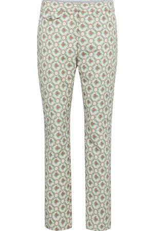 Paco rabanne Mujer Pantalones y Leggings - Pantalones rectos de jacquard