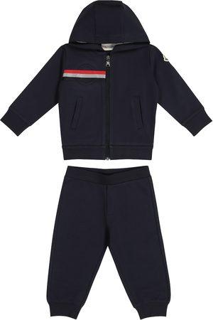 Moncler Bebé – chándal con capucha