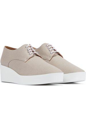 Robert Clergerie Zapatos Derby Lindsi de lona