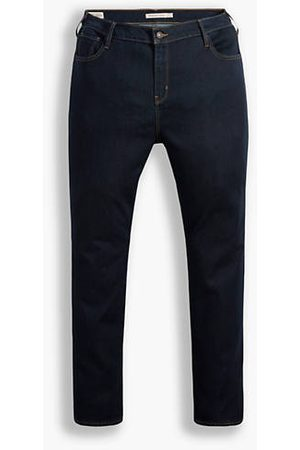 Levi's 724™ High Rise Straight Jeans (Plus) Neutral / To The Nine