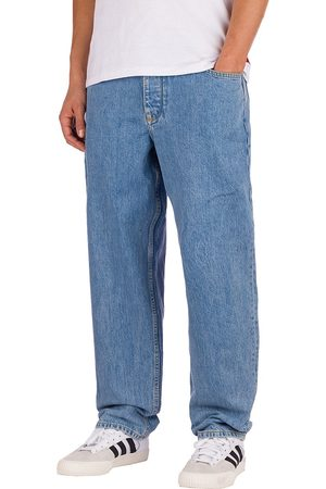 Homeboy X-Tra Baggy Jeans blanco