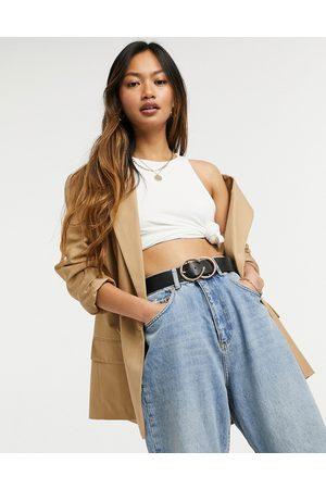 ASOS Americana color camel Perfect de -Beis