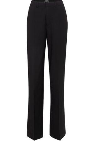 CO Pantalones anchos de lana
