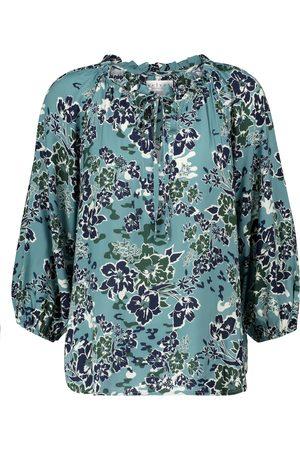 Velvet Blusa Sharla floral