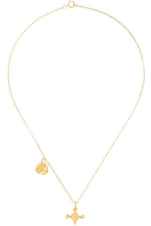 Alighieri Mujer Collares - Collar con doble colgante