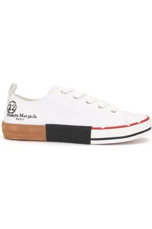 Maison Margiela Mujer Zapatillas deportivas - Zapatillas con ribete en contraste