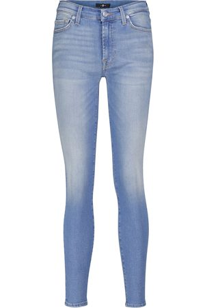 7 for all Mankind Jeans Slim Illusion Necessity
