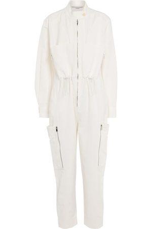 Stella McCartney Mono Alessia de algodón y lino