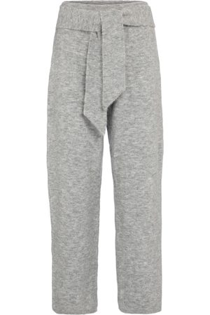 Nanushka Pantalones de chándal Nea de punto