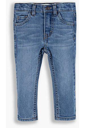 Levi's Baby Skinny Denim Jeans Neutral / Milestone