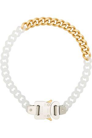 1017 ALYX 9SM Collar de cadena de dos tonos
