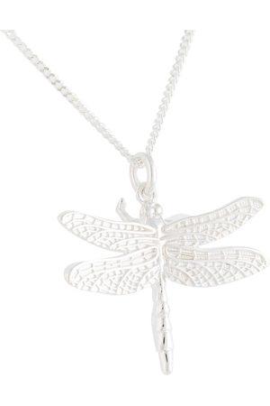 Karen Walker Collar con colgantes de libélula