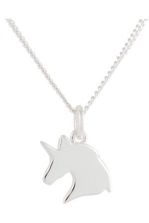 Karen Walker Mujer Collares - Collar con colgante de unicornio mini