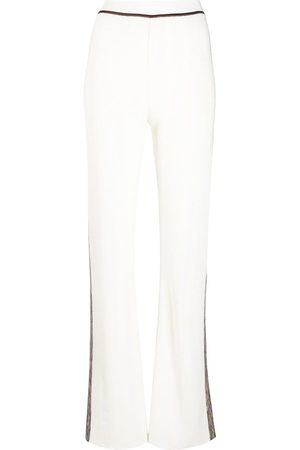 Pantalones Y Leggings De Mujer Raya Lateral Fashiola Es