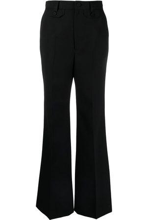 Gucci Pantalones de vestir acampanados