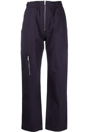Isabel Marant Mujer Pantalones cargo - Pantalones tipo cargo rectos