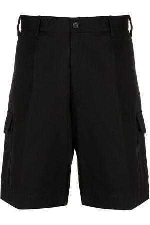 Dolce & Gabbana Bermudas tipo cargo de talle alto