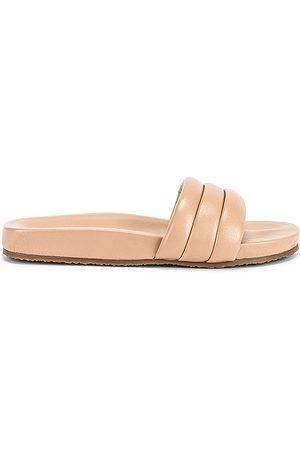 Seychelles Sandalia low key en color beige talla 10 en - Beige. Talla 10 (también en 7, 9).