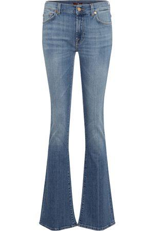 7 for all Mankind Jeans flared YR2000 de tiro medio