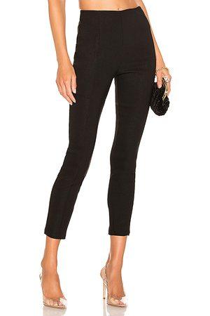 Lovers + Friends Pantalones liam en color talla L en - Black. Talla L (también en M, S, XL, XS, XXS).