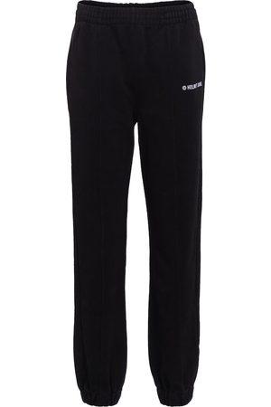 Helmut Lang Pantalones de chándal de algodón