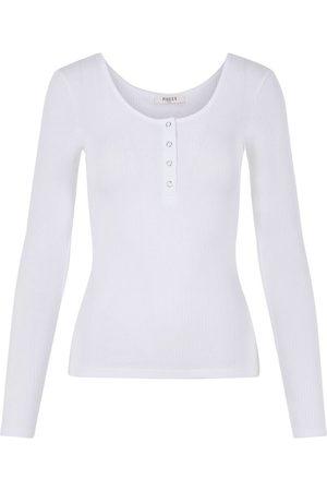 Pieces Camiseta manga larga 17101437 para mujer