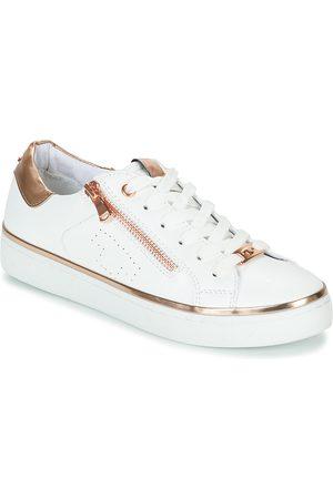 TOM TAILOR Zapatillas 6992603-WHITE para mujer