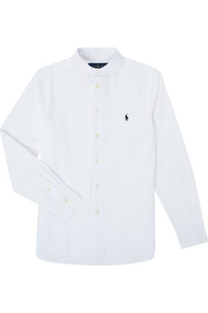 Polo Ralph Lauren Camisa manga larga CAMIZA para niño