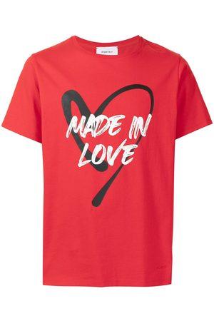 Ports V Camiseta con eslogan estampado