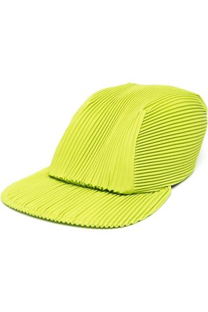 HOMME PLISSÉ ISSEY MIYAKE Pleated cinched back cap