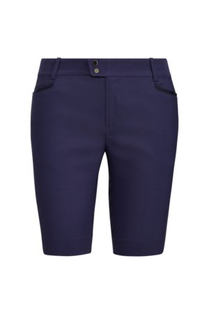Ralph Lauren Pantalón corto de golf de satén elástico