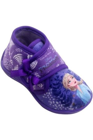 Easy Shoes Pantuflas - Pantofola viola FPP7766 para niño
