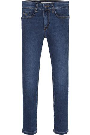 Calvin Klein Jeans ESSENTIAL ROYAL BLUE STRETCH para niño