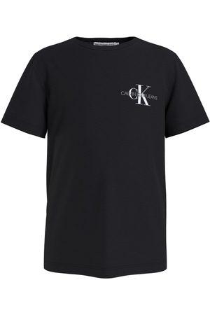 Calvin Klein Camiseta CHEST MONOGRAM TOP para niño