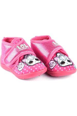 Easy Shoes Pantuflas - Pantofola fuxia LOP7749 para niño