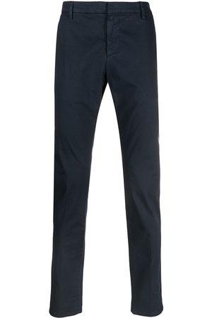 Dondup Hombre Pantalones slim y skinny - Pantalones slim con cierre oculto