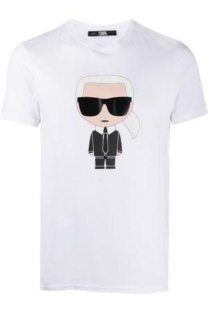 Karl Lagerfeld Camiseta Ikonik