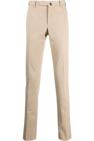 Incotex Hombre Pantalones chinos - Slim-cut chino trousers