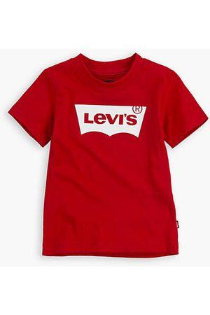Levi's Niño Camisetas - Kids Batwing Tee / Super Red